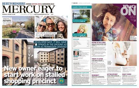 Hertfordshire Mercury – January 16, 2020