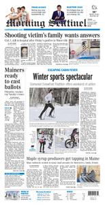 Morning Sentinel – March 02, 2020