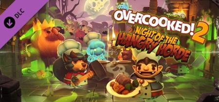 Overcooked! 2 - Night of the Hangry Horde (2019)