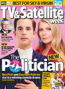TV & Satellite Week - 21 September 2019
