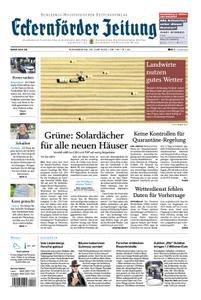 Eckernförder Zeitung - 25. Juni 2020