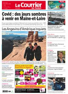 Le Courrier de l'Ouest Angers – 28 octobre 2020