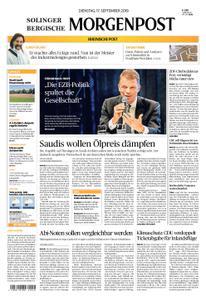Solinger Morgenpost – 17. September 2019