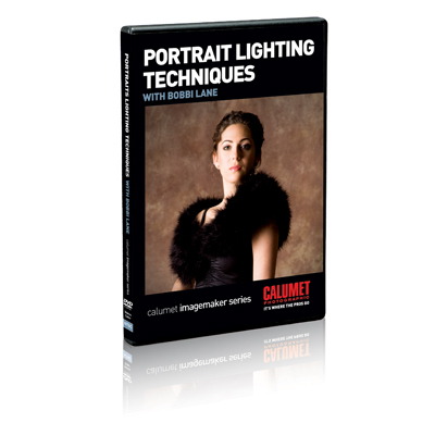 Portrait Lighting Techniques with Bobby Lane