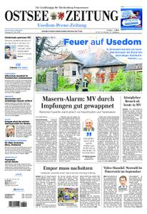 Ostsee Zeitung Wolgast - 20. Mai 2019