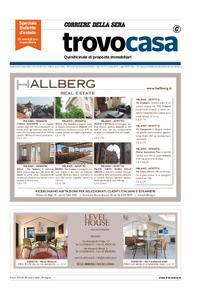 Corriere della Sera Trovo Casa – 10 luglio 2019