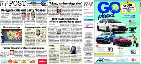 The Guam Daily Post – January 17, 2020