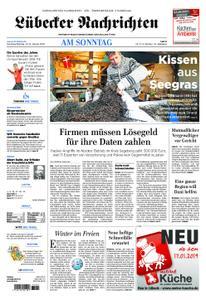 Lübecker Nachrichten Ostholstein Süd - 13. Januar 2019