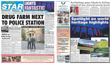 Shropshire Star Shrewsbury Edition – October 08, 2019