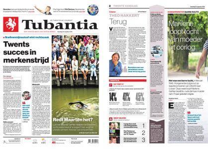 Tubantia - Enschede – 20 augustus 2018