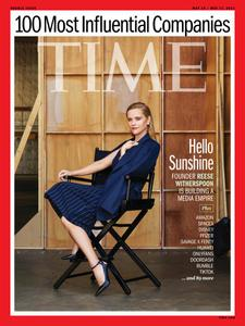 Time International Edition - May 10, 2021