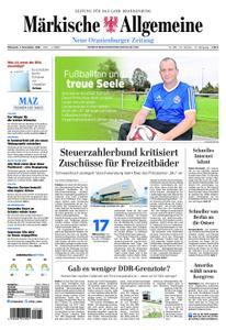 Neue Oranienburger Zeitung - 07. November 2018