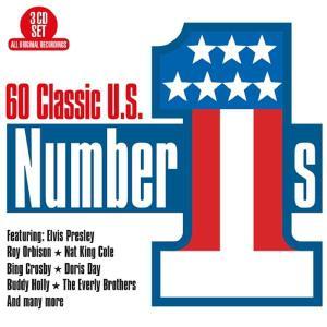 VA - 60 Classic US Number 1s (3CD, 2019)