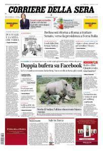 Corriere della Sera - 21 Marzo 2018