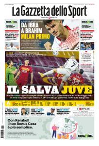 La Gazzetta dello Sport Roma – 28 settembre 2020