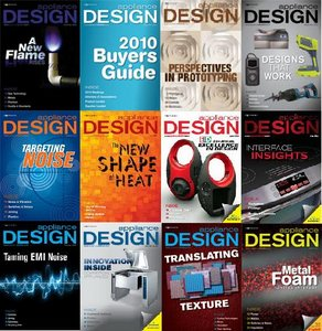 Appliance Design Magazine January-December 2009 (All Issues)
