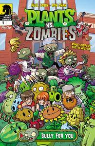 Plants vs Zombies - Bully For You 001 2015 digital