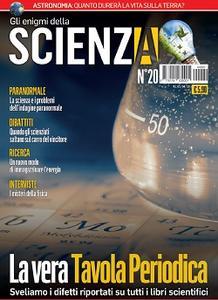 Gli Enigmi della Scienza N.20 - Aprile 2019