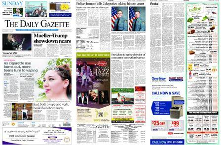 The Daily Gazette – June 17, 2018