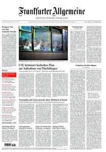 Frankfurter Allgemeine Zeitung F.A.Z. - 19. September 2019