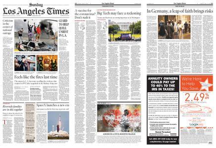 Los Angeles Times – May 31, 2020