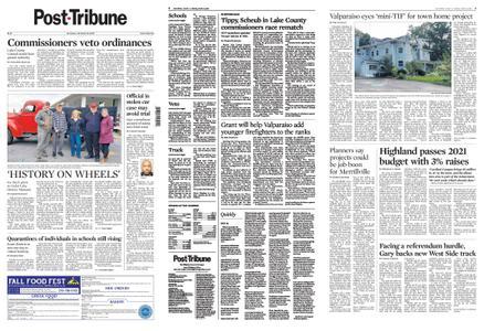 Post-Tribune – October 31, 2020