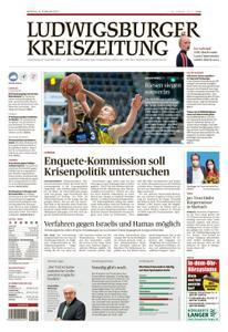 Ludwigsburger Kreiszeitung LKZ - 08 Februar 2021