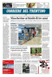Corriere del Trentino – 26 agosto 2020