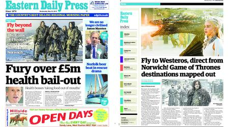 Eastern Daily Press – May 22, 2019