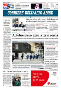 Corriere dell'Alto Adige – 08 dicembre 2019