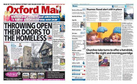 Oxford Mail – December 30, 2017