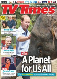 TV Times - 03 October 2020