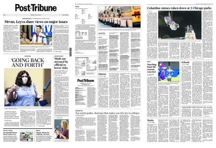 Post-Tribune – July 27, 2020