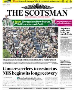 The Scotsman - 1 June 2020