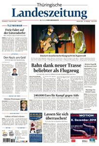 Thüringische Landeszeitung – 01. Dezember 2018