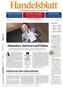 Handelsblatt - 06. Februar 2019