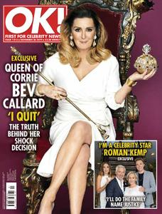 OK! Magazine UK – 25 November 2019