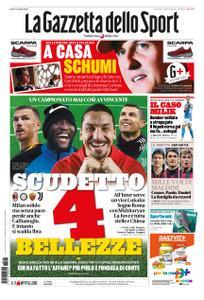 La Gazzetta dello Sport – 08 gennaio 2021