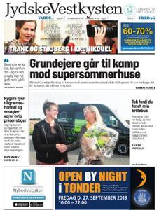 JydskeVestkysten Varde – 20. september 2019