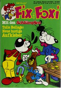 Fix & Foxi 80's – August 2019
