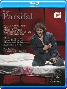 Daniele Gatti, Orchestra Metropolitan Opera, Jonas Kaufmann - Wagner: Parsifal (2014) [Blu-Ray]