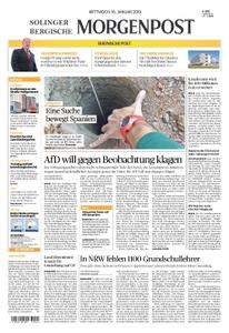 Solinger Morgenpost – 16. Januar 2019