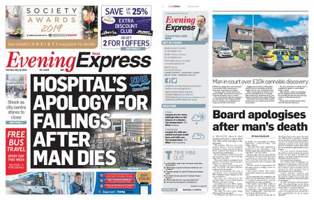 Evening Express – May 23, 2019