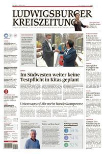 Ludwigsburger Kreiszeitung LKZ - 09 April 2021