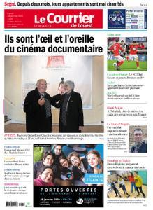 Le Courrier de l'Ouest Nord Anjou – 20 janvier 2020