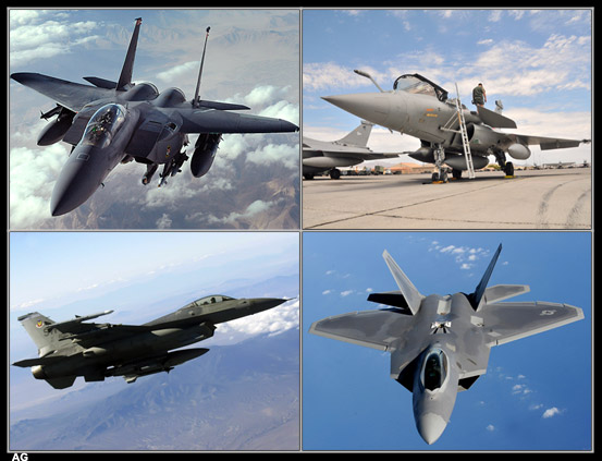 AG Military Aircrafts Collection #32