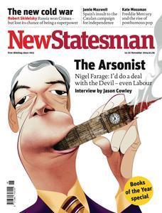 New Statesman - 14 - 20 November 2014