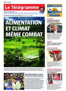 Le Télégramme Auray – 09 août 2019