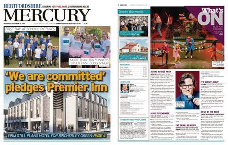 Hertfordshire Mercury – October 10, 2019