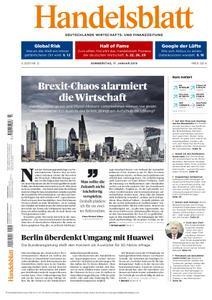 Handelsblatt - 17. Januar 2019